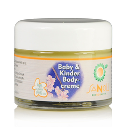 Sanoll Baby & Kinder - Bodycreme 50ml
