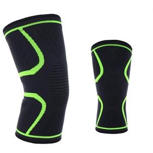 2 Stück Kniebandage Knieschoner Sport Kompression/Knie Bandage für Basketball Volleyball Laufen/Kniestütze gegen Knieschmerzen XL Dear-XiaoBao
