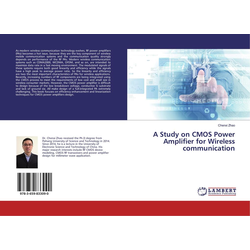 A Study on CMOS Power Amplifier for Wireless communication als Buch von Chenxi Zhao