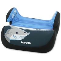 Lorelli Sitzerhöhung Topo Comfort shark hell-dunkelblau