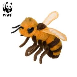 WWF Plüschfigur WWF Plüschtier Biene (17cm)