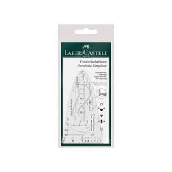 Faber-Castell Parabelschablone