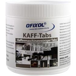 Ofixol KAFF-TABS Reinigungstabs, Kaffeemaschinen Reiniger Tabs, 1 Dose = 250 Tabs á 2 g