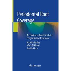 Periodontal Root Coverage: eBook von Jamila Kissa/ Wafa El Kholti/ Khadija Amine