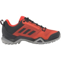 M glory amber/core black/solar red 45