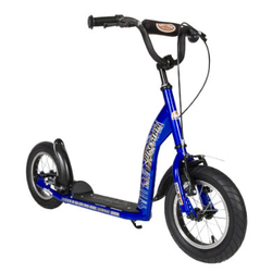 bikestar Kinderroller 12 Sport Blau