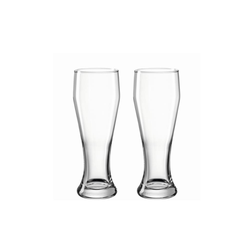Glas Koch Weizenbierglas, ca 500 ml