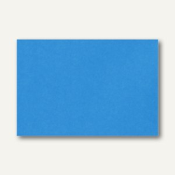 DIN A4-Karten, 210 x 297 mm, 120 g/m², königsblau, 500 Stück