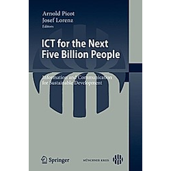 ICT for the Next Five Billion People - Buch