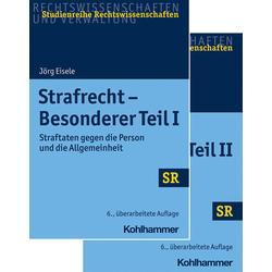 Strafrecht - Besonderer Teil I + Besonderer Teil II - Paket: Buch von Jörg Eisele