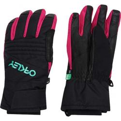 OAKLEY TNP SNOW Handschuh 2021 black/mint - M
