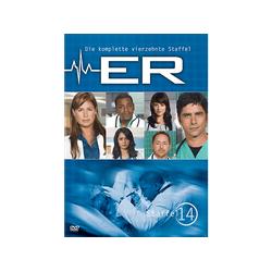 E.R. - Emergency Room Staffel 14 DVD