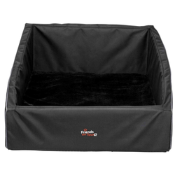 TRIXIE Kofferraum-Bett 60 × 50 cm