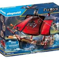 Playmobil Pirates Totenkopf-Kampfschiff