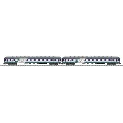 N TR 2er-Set Liegewagen der FS