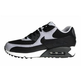 Nike Men's Air Max 90 Essential light grey-anthracite/ white-black, 40.5