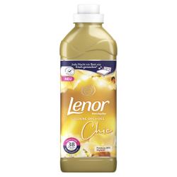 Lenor Golden Orchidee Weichspüler, Edle Wäschepflege die zum träumen einlädt, 950 ml - Flasche
