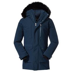 Schöffel Down Parka Kiew M - navy blazer, 50 - Navy Blazer