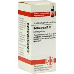 Belladonna D 10 Globuli