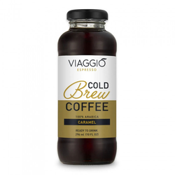 "Kalter Kaffee Viaggio Espresso ""Cold Brew Caramel"", 296 ml"