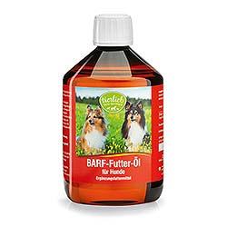 tierlieb BARF-Futter-Öl für Hunde
