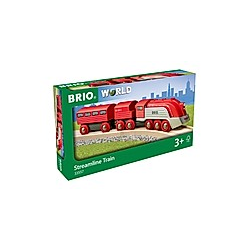 BRIO Highspeed-Dampfzug