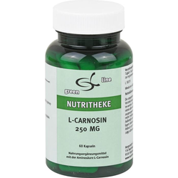 L-CARNOSIN 250 mg Kapseln 60 St.