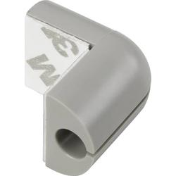 Kabelclip 1226942 Bündel-Ø-Bereich 13mm (max) für Winkelmontage Grau 1St.
