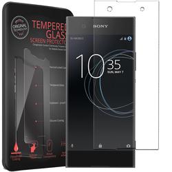 Panzerglas für Sony Xperia XA1 Glas Folie Displayschutz Schutzfolie