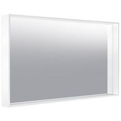 Keuco Kristallspiegel X-LINE 1200 x 700 x 105 mm weiß