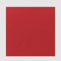 DUNI Servietten, 40 x 40 cm, 4-lagig, 1/4 Falz, 1 Karton = 6 x 50 Stück = 300 Stück geprägt, rot