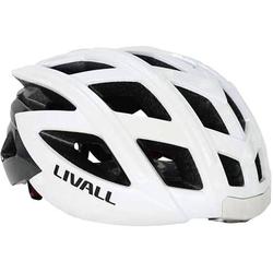 LIVALL BH60 weiß Fahrradhelm