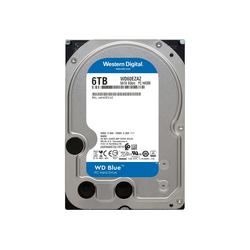 WD Blue 6 TB HDD-Festplatte 3,5
