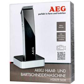 AEG HSM/R 5638 schwarz