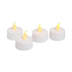VBS LED Dekolicht LED Teelichte, 4 Stück