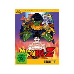 Dragonball Z - Movies Box Blu-ray