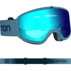 SALOMON FOUR SEVEN Schneebrille 2021 blue/uni mid blue
