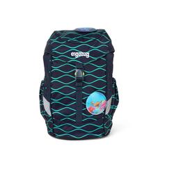ergobag Kinderrucksack Mini PlusMini Plus, PET blau