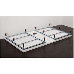 Hoesch Untergestell Muna für Duschwanne Halbrund 1000 x 1000 mm, 1100 x 900 mm