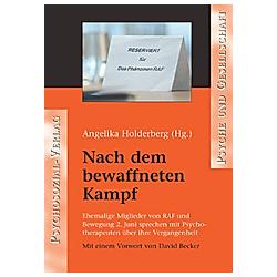 Nach dem bewaffneten Kampf - Buch