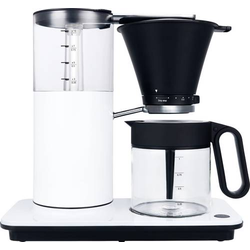Wilfa CMC-1550W Kaffeemaschine Weiß Fassungsvermögen Tassen=10 Glaskanne