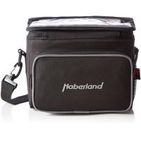 Haberland Lenkertasche Classic schwarz, Gr. One_Size, POLYESTER - Unisex Tasche