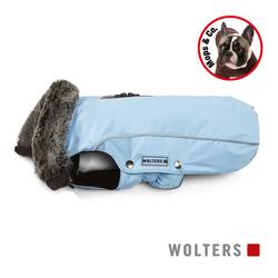 Wolters Winterjacke Amundsen für Mops & Co. sky blue