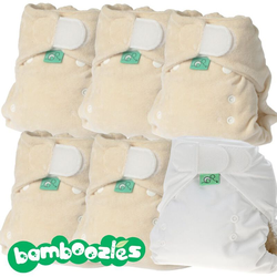 TotsBots Stoffwindel Tagespaket Bamboozle Gr. 2 (3-15kg)