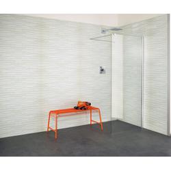 maw by GEO Walk-in-Dusche Relax, Sicherheitsglas, Breite 120 cm