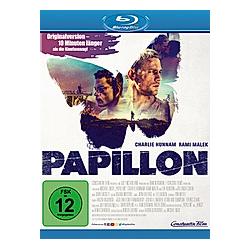 Papillon (2018) - DVD  Filme