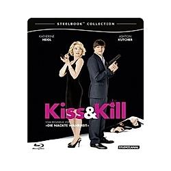 Kiss & Kill Steelcase Edition - DVD  Filme