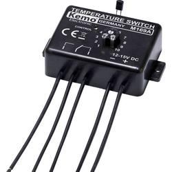 Kemo M169A Temperaturschalter Baustein 12 V/DC 0 bis 100°C