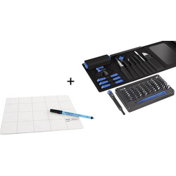 IFixit Pro Tech Toolkit + Magnetic Project Mat Magnetmatte