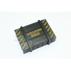 GPM-ZSP016-OC TRX-4 Defender Scalezubehör Waffenkiste Maßstab 1:10 - 1er-Set
